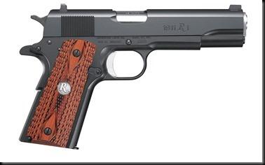 Glock 21 vs. M1911