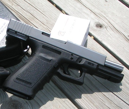 .50 GI conversion for the Glock 21