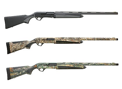 The new Versa Max shotgun