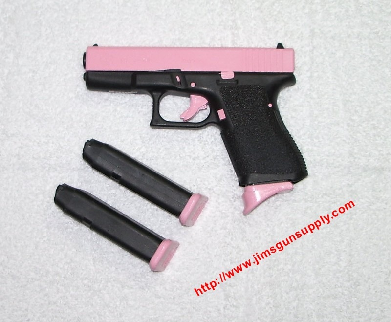 Best pink handguns for women