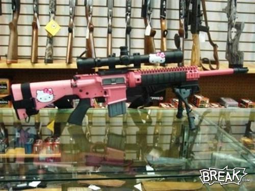 Pink guns PT.2