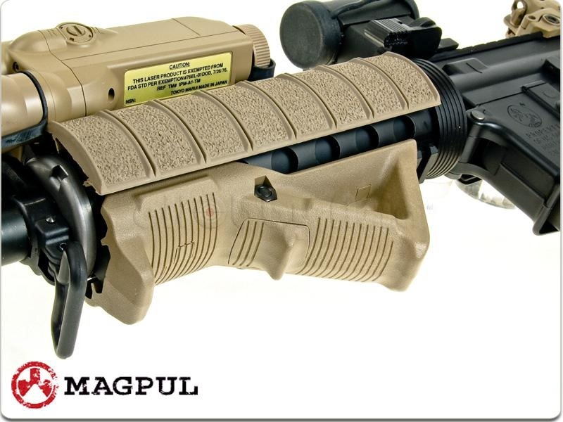 Angled Fore Grip by Magpul