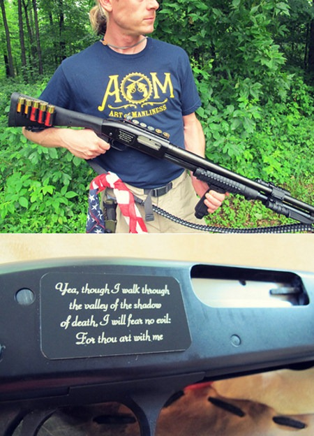 Ultimate Zombie Apocalypse Survival Shotgun