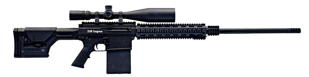 Noreen Bad News .338 Lapua ULR