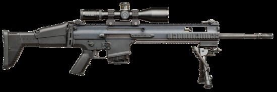 FN SCAR-H Precision Rifle