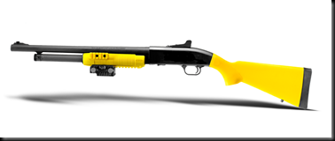Question: Can you name each Shotgun?