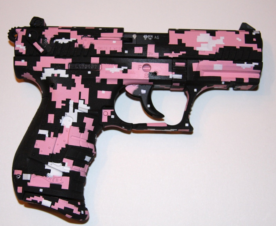 Pink guns PT.3 | Gears of Guns
