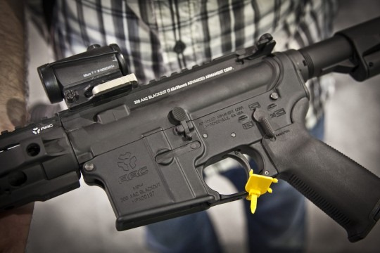 Advanced Armament Corp complete 300BLK AR-15 rifles