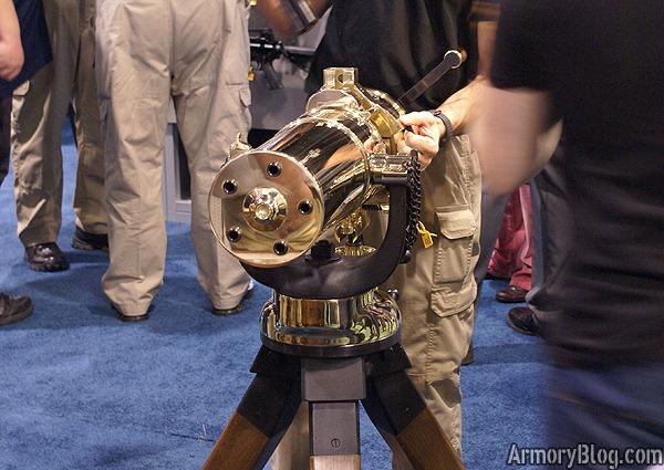 Gatling Gun Replica