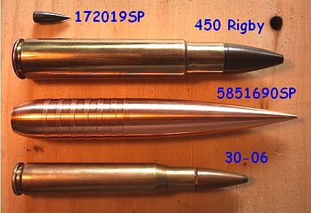 14.9mm SOP Rifle