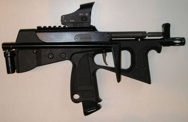 Name this gun 6-9 PP-2000