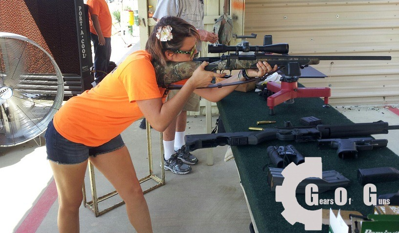 CREW UPDATE: The Gun Bunny