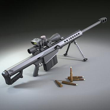 BarrettM107