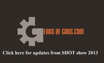 SHOT 2013 GEARS