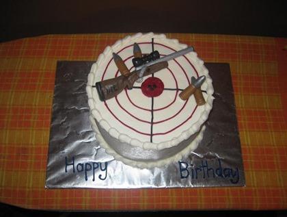 Nic's B'day cake