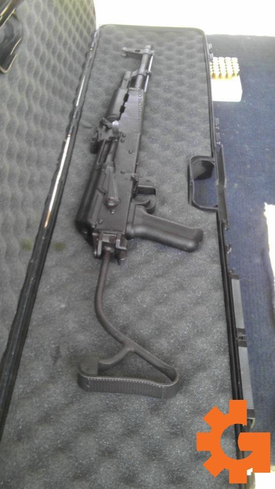 Henry's AK-47