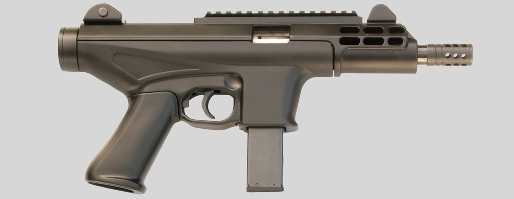 Name this gun: BCM Europearms CM4 Storm - Gears of Guns