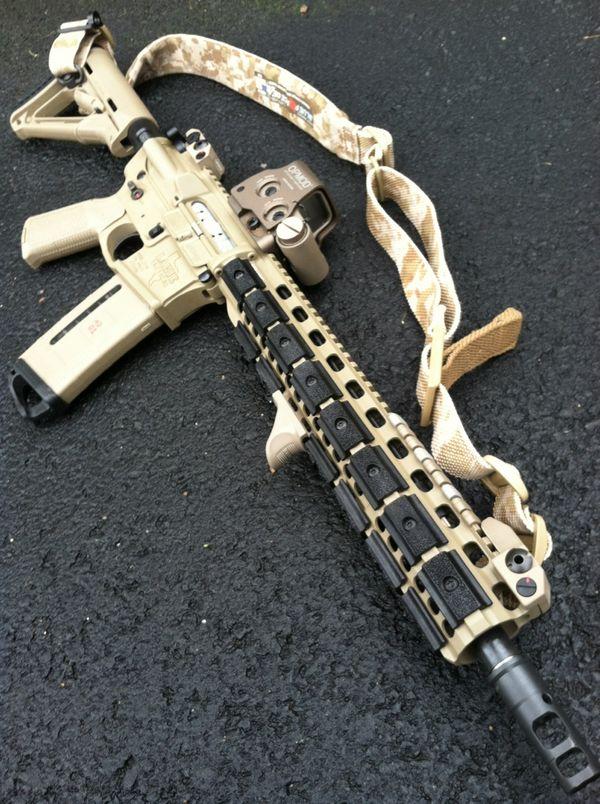 Aaron- LaRue Tactical AR-15- Gun Of The Day