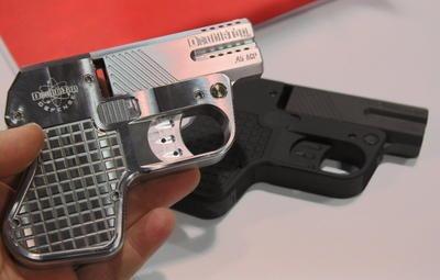Semiautomatic pistol  Wikipedia
