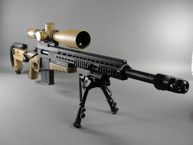 Aaron- Accuracy International AX 308- Gun Of The Day