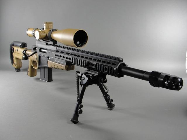 Aaron- Accuracy International AX 308- Gun Of The Day