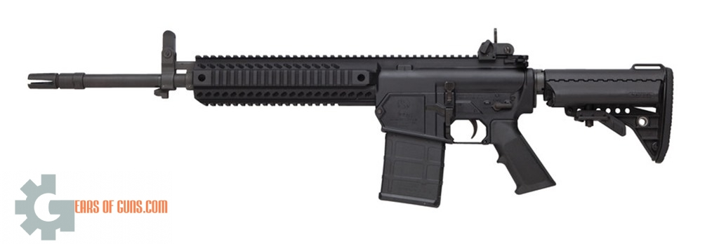 le901 16s tfb thumb Colt LE901 Modular Multi Caliber Rifle Review