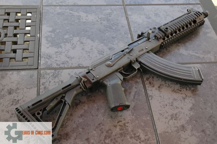 Aaron Tactical Ak47 Gun Of The Day Gears Of Guns