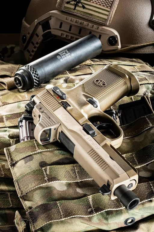 weapons silencer fnp - photo #26