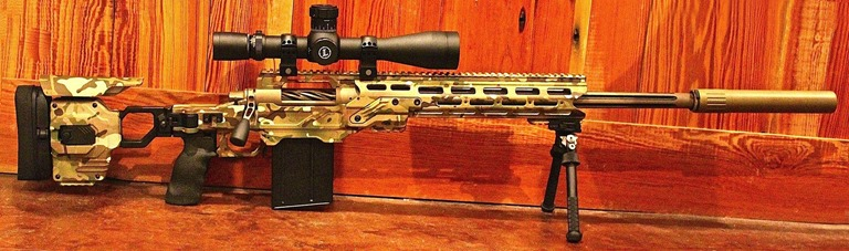 Gun of the Day – Remington XM2010 - Gears of Guns