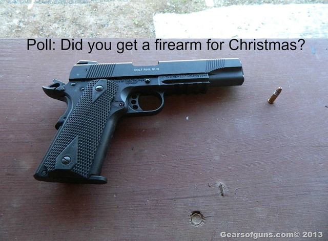 Poll did you get a firearm