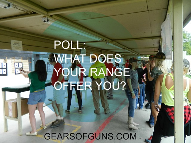 What does your range offer you polll