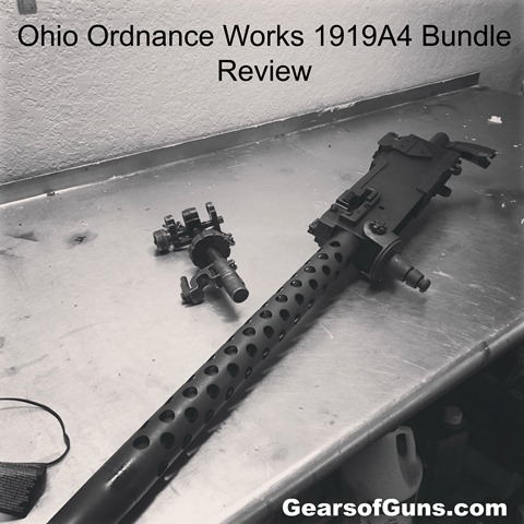 Ohio Ordnance Works 1919A4 Bundle Review