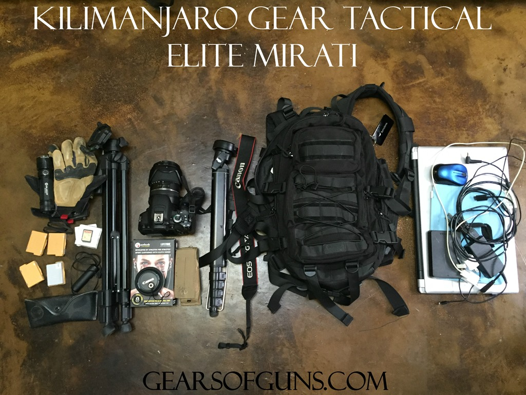 Kilimanjaro Gear Tactical Elite Mirati