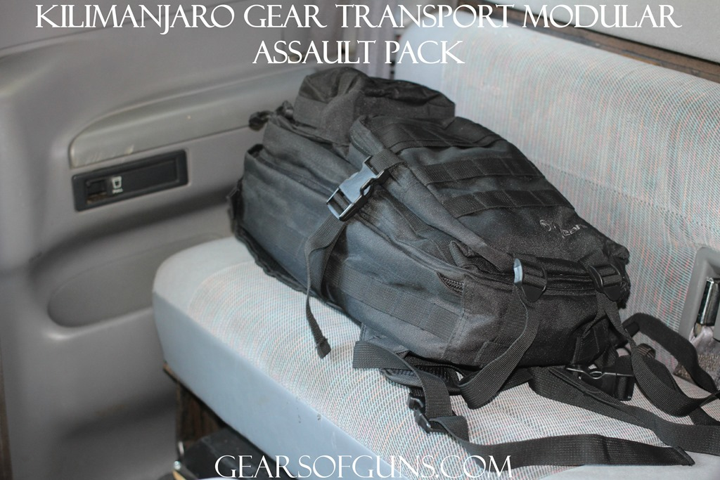 Kilimanjaro Gear Transport Modular Assault Pack
