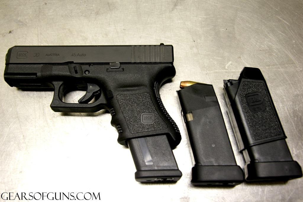 Glock 21 Mag