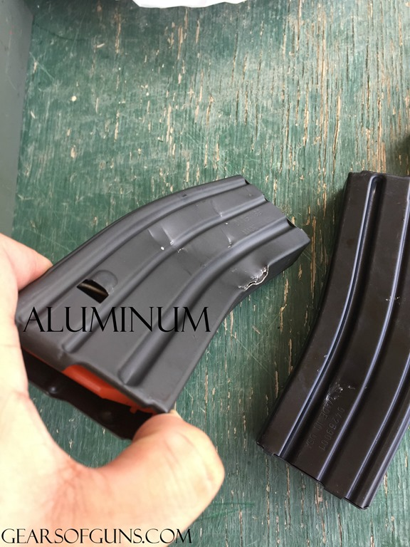 Aluminum C Products Mags