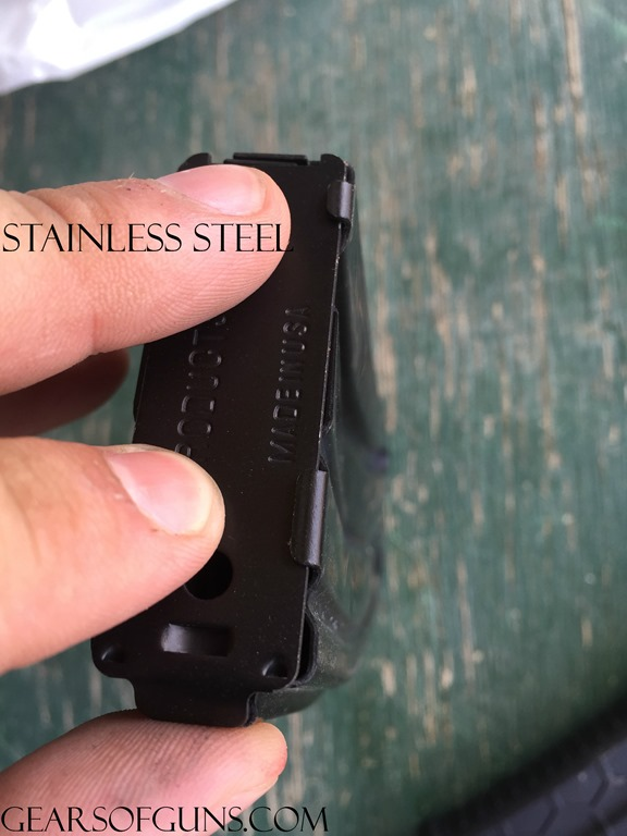 Stainless Steel Crush view C Products Defense