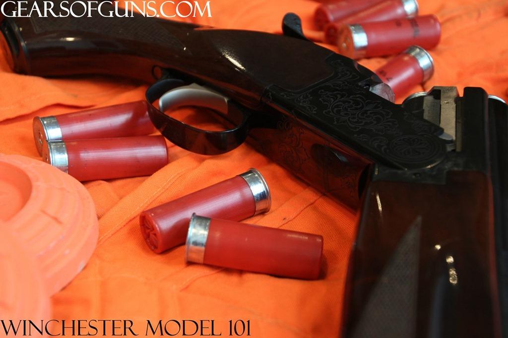 8 Shells Winchester Model 101