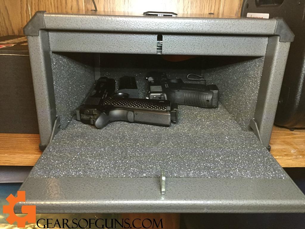 GearsofGuns Liberty Safe HDX250