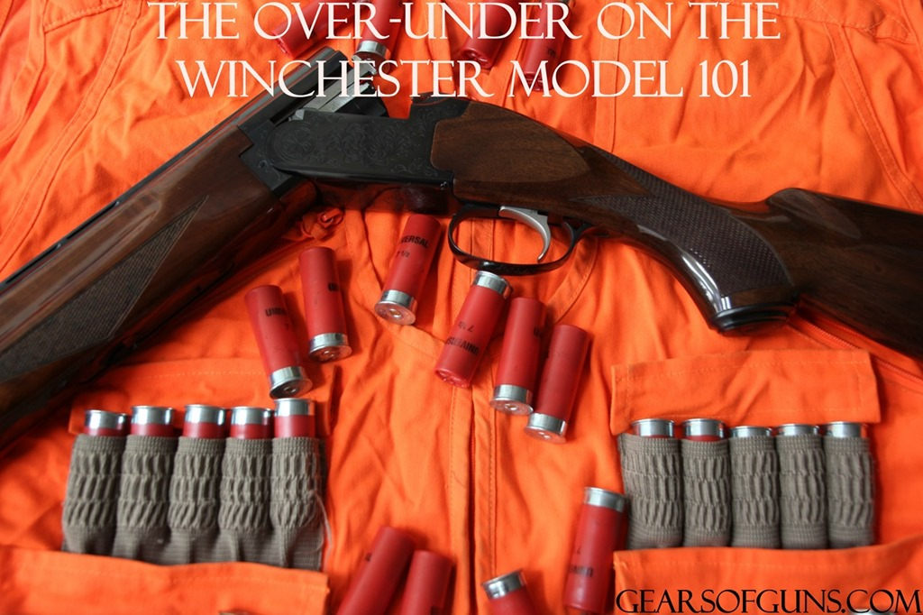 The Winchester Model 101 Over-Under 12 Gauge Shotgun Review