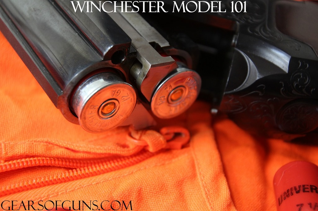 Winchester 101 Two Shells