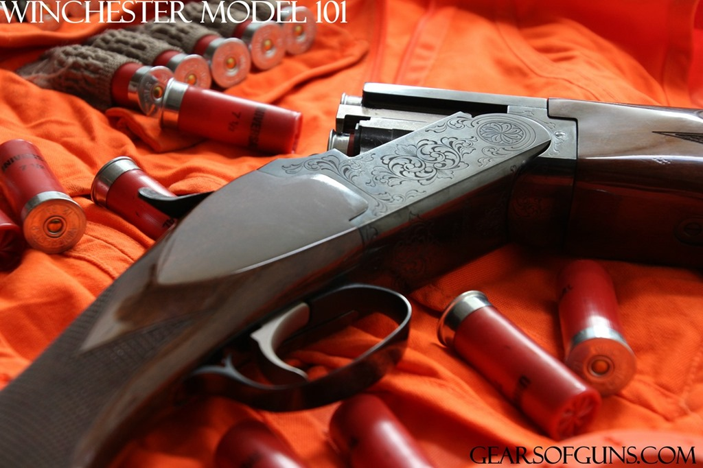 Winchester Model 101 Shells