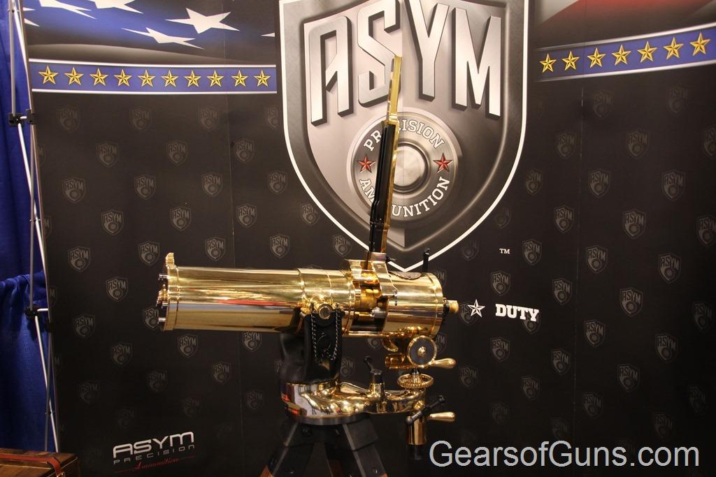 Asym Presision Ammo