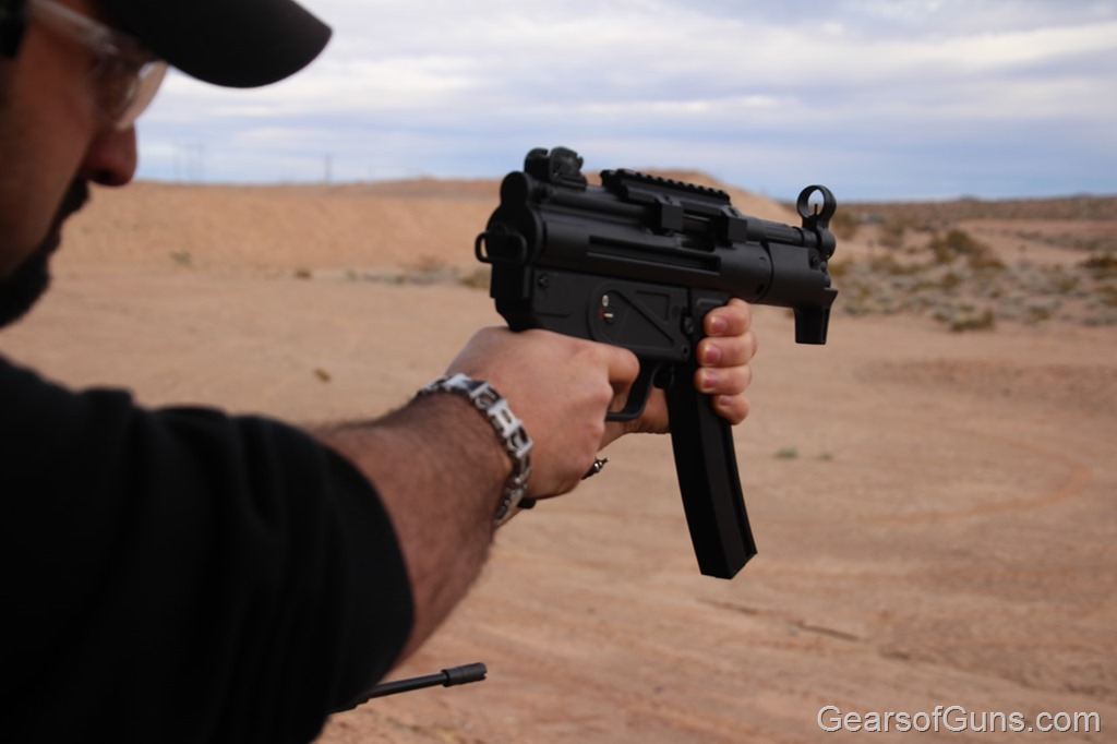 Atticus shooting Zenith FirearmsRoller Locker MKE Z5K