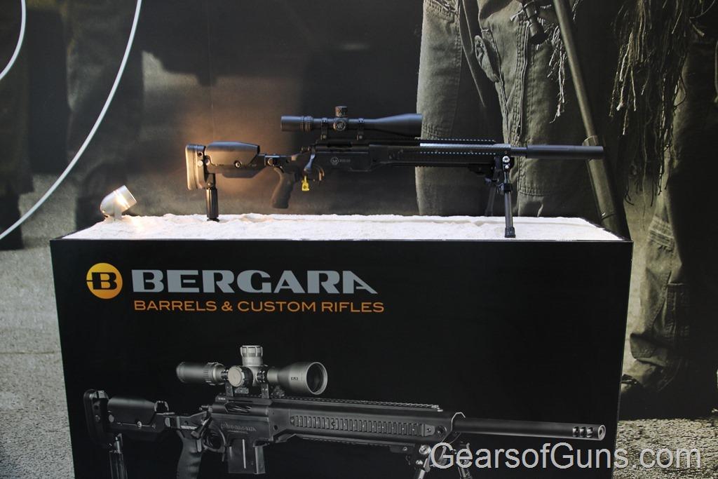 Bergara Custom Gun