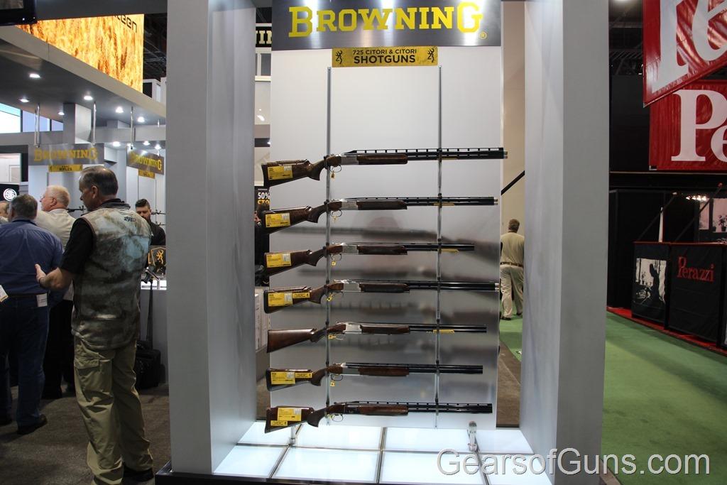 Browning 725 Citori Shotguns