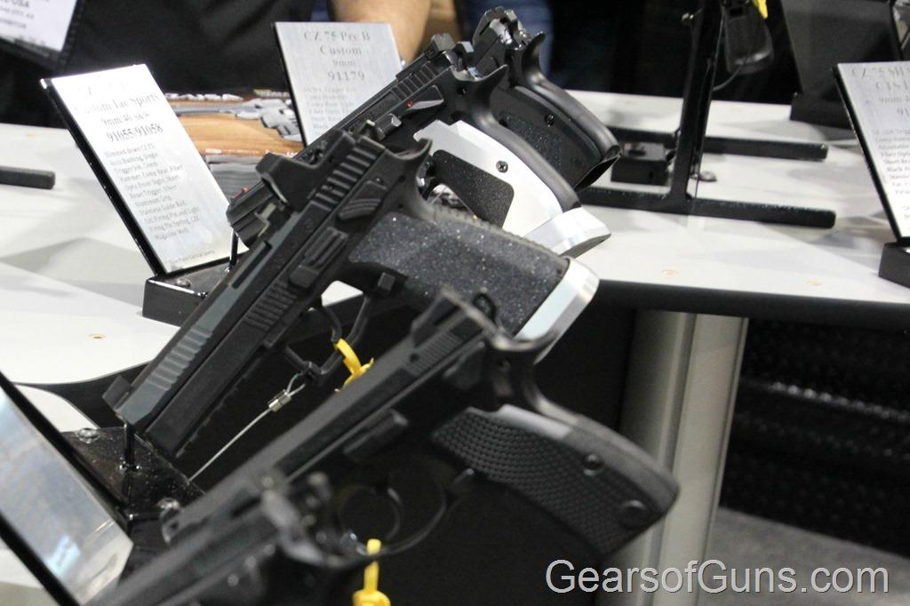 CZ Pistols