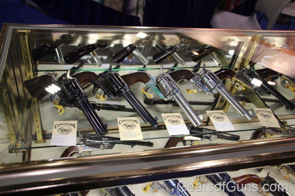 Cimarron Revolvers