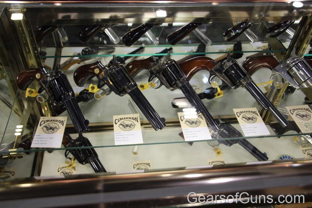 Cimerron Revolvers