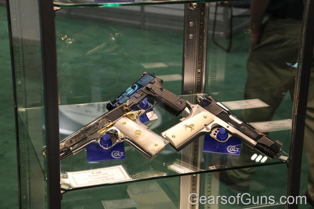 Cool Colt Handguns